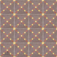 CLOTURE PLUM CEMENT TILES