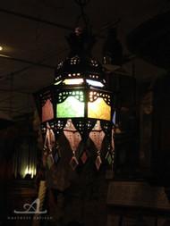 CROWN PENDANT LAMP