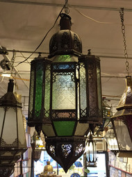 Copy of  BIRDCAGE PENDANT LAMP