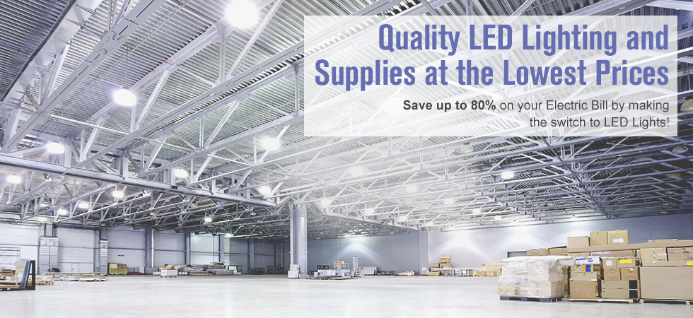 Quality LED Lighting and Supplies