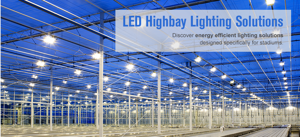 LED Highbay Lighting Solutions