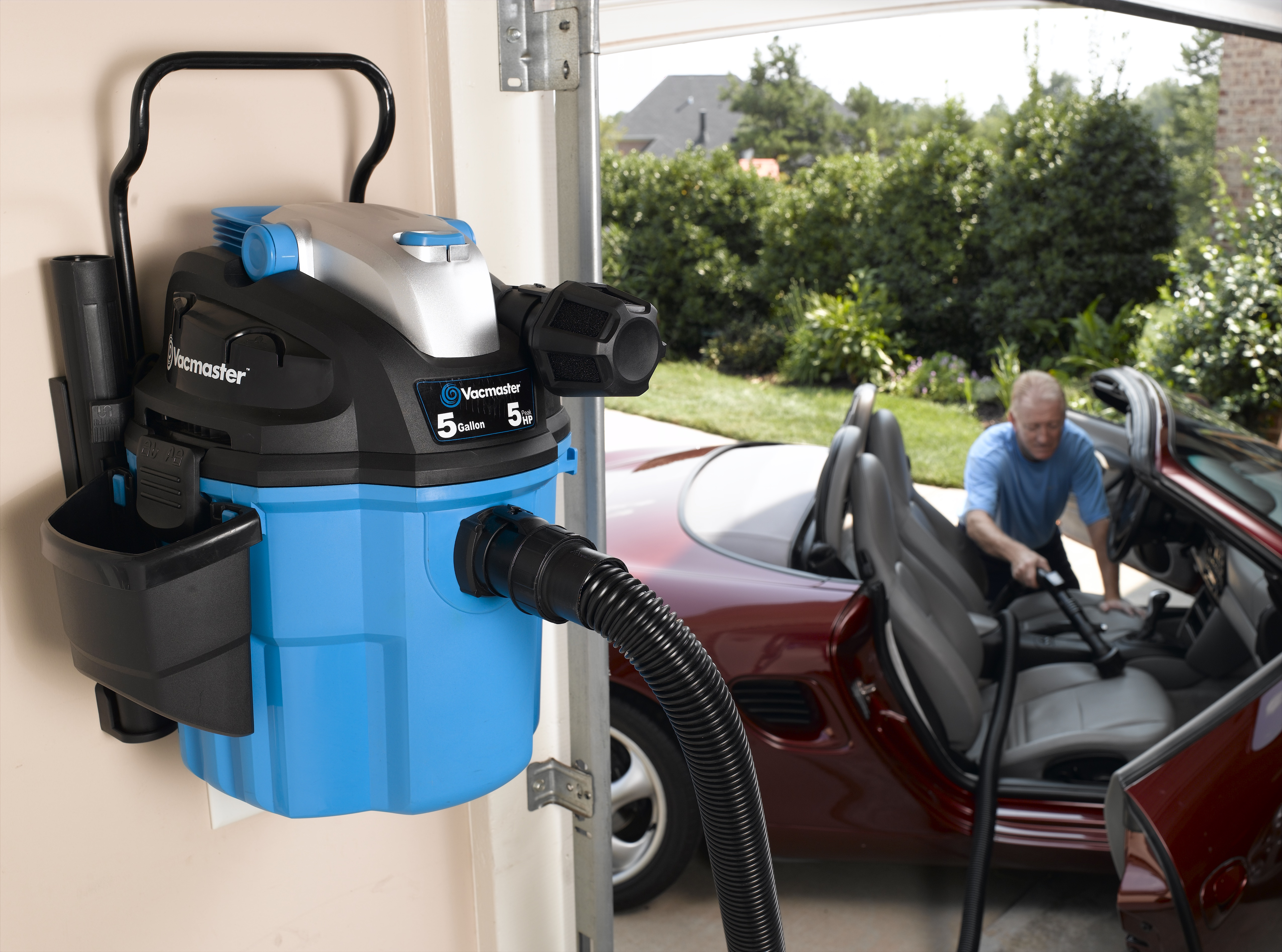 The Best Wet Dry Vac for the Garage Vacmaster Wet Dry Vacs