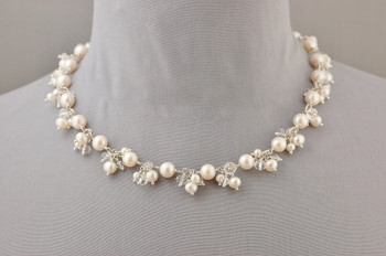 NANCY CICCONE - VICTORIA NECKLACE - F/C