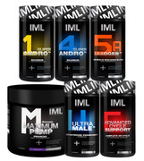 IRON MAG LABS SUPER MASS & POWER STACK