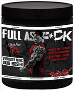 5% Nutrition FULL AS F*CK Growth Enhancer, Fruit Punch (30 Serv.)