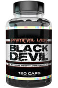 Black Devil fat burner, 120 count (Blowout Price!)
