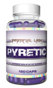 Primeval Labs Pyretic, Stimulant Free Fat Burner