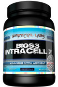 Primeval Labs BIOS3 INTRACELL 7, Jerry Ward Signature Series (Blue Raspberry)