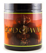 Centurion Labz GOD OF WAR Pre-workout, RED edition (Apple)