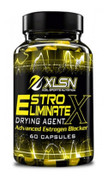 XCEL Sports Nutrition ESTRO-ELIMINATE X,  Estrogen Blocker/Drying Agent