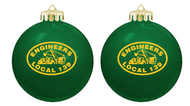 Local 139 Shatterproof Ornament