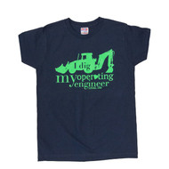"""I Dig my Operating Engineer"" Women's T-Shirt *NEW FIT*"