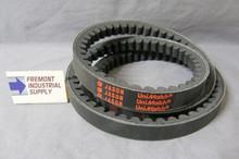 "BX133 V-Belt 5/8"" wide x 136"" outside length COGGED FREE SHIPPING"