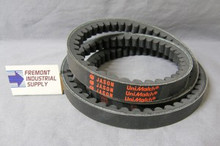 "BX124 V-Belt 5/8"" wide x 127"" outside length COGGED FREE SHIPPING"