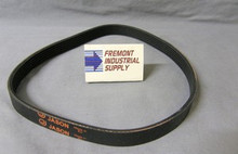 "Central Machinery 6-1/8"" jointer planer model 34434 drive belt FREE SHIPPING"