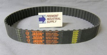 "124L100 timing belt 12.4"" x 1"" wide FREE SHIPPING"