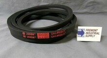 "2/B63 Banded 2 Ribs V-Belt 5/8"" wide x 66"" outside length Superior quality to no name products"