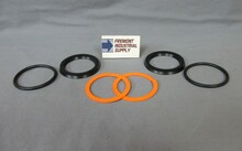 "4B00S070V Atlas series A & L cylinder viton piston seal kit for 7"" diameter bore"