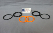 "4B00S100V Atlas series A & L cylinder viton piston seal kit for 10"" diameter bore"