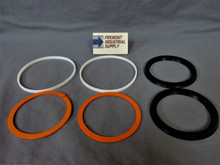 "SKA5-512-12 Hydro-Line A5 cylinder piston nitrile seal kit for 6"" diameter bore"