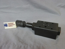 (Qty of 1) D05 Modular hydraulic pressure reducing valve 1000-3000 PSI adjustment range FREE SHIPPING