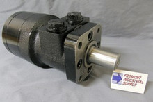 TE0050FS100AAAA Parker interchange Hydraulic motor low speed high torque 3.13 cubic inch displacement FREE SHIPPING