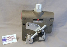 (Qty of 1) FCR51-08 Pressure compensated hydraulic flow control valve #8 SAE ports