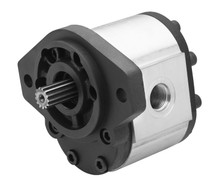 3GB8U123L Honor Pumps USA Hydraulic gear pump 1.40 cubic inch displacement 10.90 GPM @ 1800 RPM 3600 PSI FREE SHIPPING
