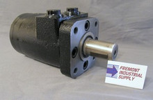 TB0100FP100AAAA Parker interchange Hydraulic motor LSHT 5.9 cubic inch displacement Interchanges with FREE SHIPPING