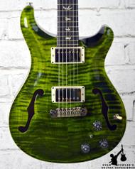 PRS Hollowbody II Custom Color Jade w/ Piezo
