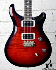 PRS CE24 Custom Color Fire Red Burst