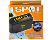1 Spot 9v Combo Pack