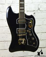 Guild S200 T-Bird Black w/ Bag
