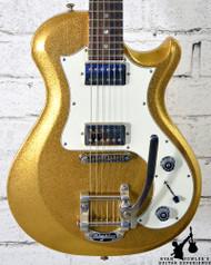 Used 2010 PRS Original Core Starla Gold Sparkle w/ Bigsby