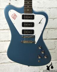 2011 Gibson Firebird Non- Reverse P90 Pelham Blue