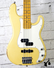 ESP Vintage Four Relic PJ Bass Cream