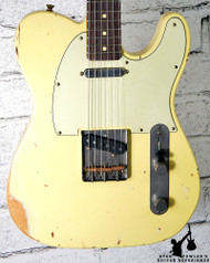 Nash T63 Vintage White, C Neck Lollars
