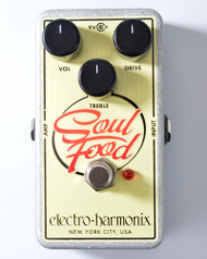 Used EHX Soul Food Overdrive