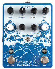 Earthquaker Devices Avalanche Run Stereo Delay and Reverb w/ Tap Tempo