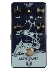 Walrus Audio Mayflower Mid-range Overdrive w/ Tone Shaping