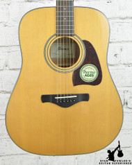 Ibanez AVD9 Artwood Vintage Natural Acoustic Guitar