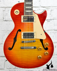 Gibson Custom Shop Les Paul ES Heritage Cherry Sunburst