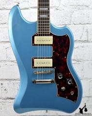 Guild T-Bird ST P90 Pelham Blue w/ Bag