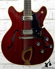 Guild Starfire IV Stoptail Cherry w/Case