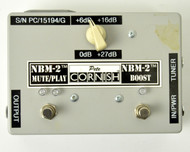 Pete Cornish NBM-2 Mute/Play/Boost