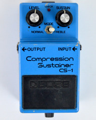 Boss MIJ CS1 Compression Sustainer