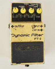 Boss MIJ FT-2 Dynamic Filter