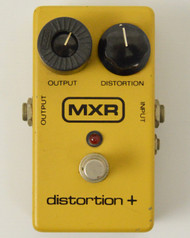 1980's MXR Distortion Plus