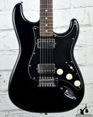 2010 Fender Blacktop Stratocaster Black w/ HSC