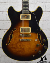 1984 Ibanez AS200 Vintage Sunburst w/OHSC